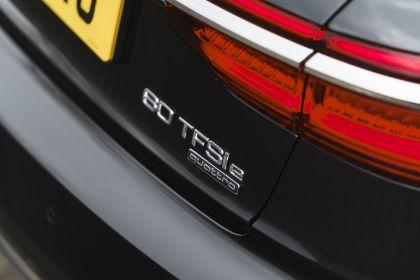 2020 Audi A8 L 60 TFSI e quattro - UK version 73