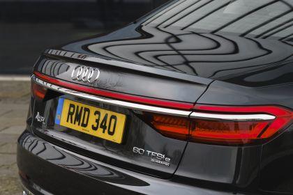 2020 Audi A8 L 60 TFSI e quattro - UK version 75