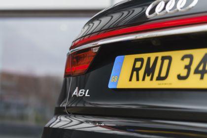2020 Audi A8 L 60 TFSI e quattro - UK version 82