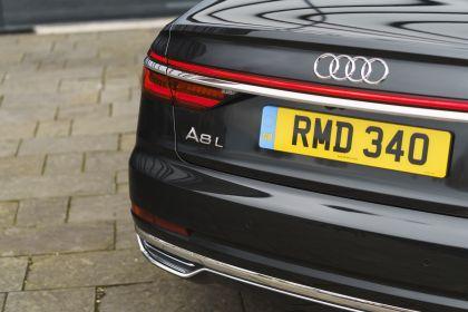 2020 Audi A8 L 60 TFSI e quattro - UK version 83