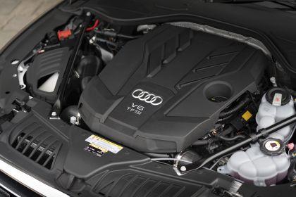 2020 Audi A8 L 60 TFSI e quattro - UK version 87