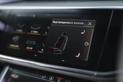2020 Audi A8 L 60 TFSI e quattro - UK version 107