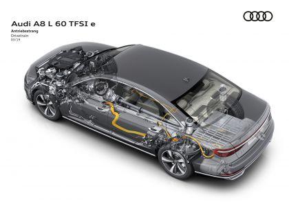 2020 Audi A8 L 60 TFSI e quattro - UK version 134