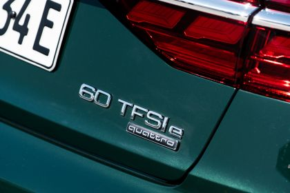 2020 Audi A8 L 60 TFSI e quattro - UK version 141