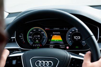 2020 Audi A8 L 60 TFSI e quattro - UK version 142