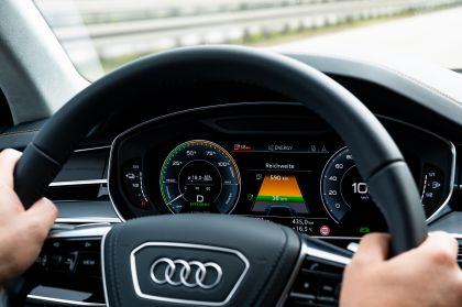 2020 Audi A8 L 60 TFSI e quattro - UK version 143