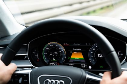 2020 Audi A8 L 60 TFSI e quattro - UK version 144