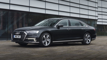 2020 Audi A8 L 60 TFSI e quattro - UK version 1