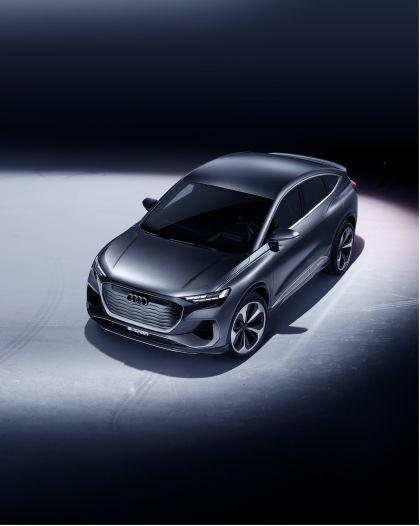 2020 Audi Q4 Sportback e-tron concept 1