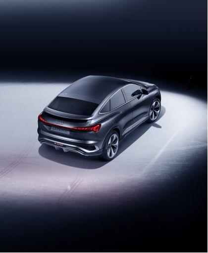 2020 Audi Q4 Sportback e-tron concept 2