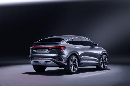 2020 Audi Q4 Sportback e-tron concept 5