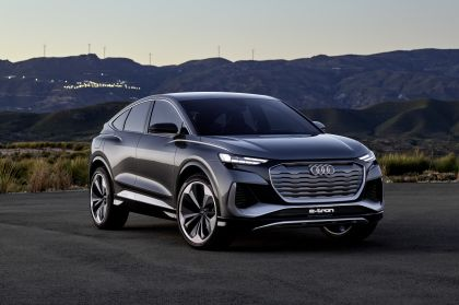2020 Audi Q4 Sportback e-tron concept 13