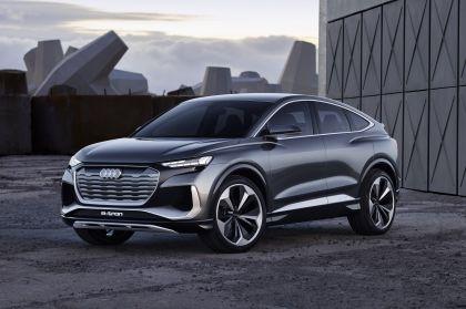 2020 Audi Q4 Sportback e-tron concept 14