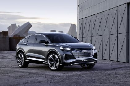 2020 Audi Q4 Sportback e-tron concept 15