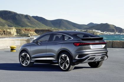 2020 Audi Q4 Sportback e-tron concept 24