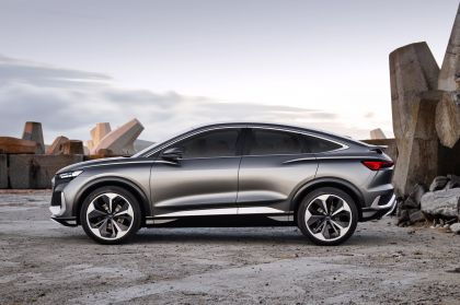 2020 Audi Q4 Sportback e-tron concept 38