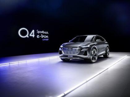 2020 Audi Q4 Sportback e-tron concept 44