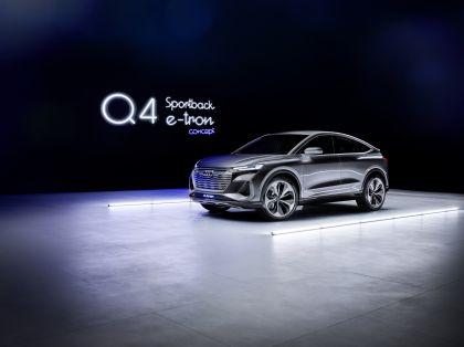 2020 Audi Q4 Sportback e-tron concept 45