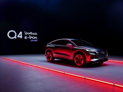 2020 Audi Q4 Sportback e-tron concept 55