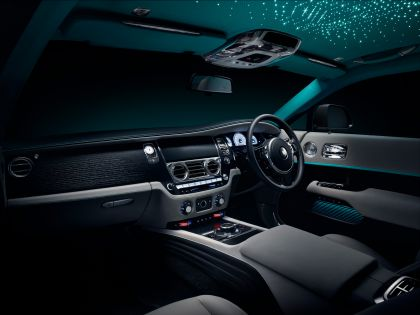 2020 Rolls-Royce Wraith Kryptos Collection 10
