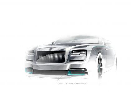 2020 Rolls-Royce Wraith Kryptos Collection 13