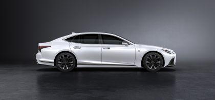 2021 Lexus LS 500 F Sport 2