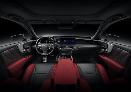 2021 Lexus LS 500 F Sport 9