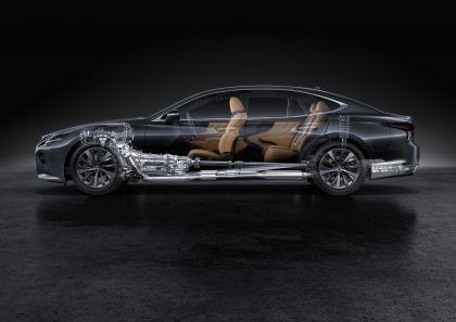 2021 Lexus LS 500 F Sport 28