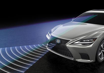 2021 Lexus LS 500 F Sport 31