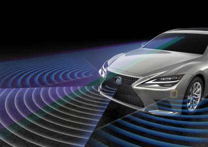 2021 Lexus LS 500 F Sport 32