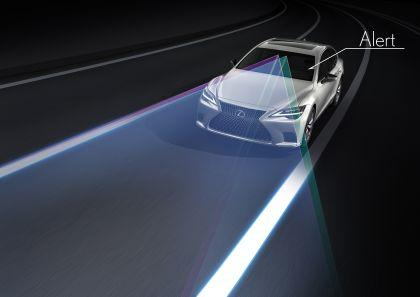 2021 Lexus LS 500 F Sport 33