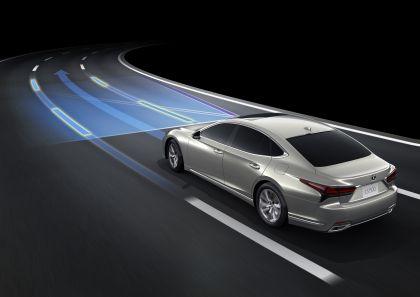 2021 Lexus LS 500 F Sport 34