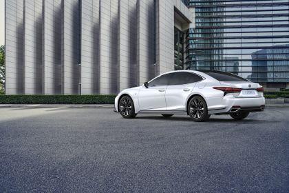 2021 Lexus LS 500 F Sport 42