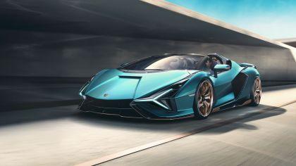2020 Lamborghini Sián roadster 1
