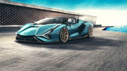2020 Lamborghini Sián roadster 3