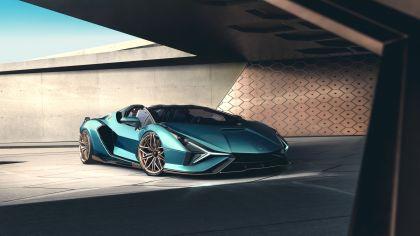 2020 Lamborghini Sián roadster 4