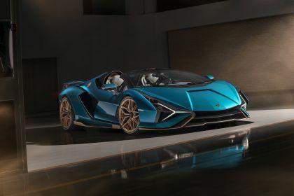 2020 Lamborghini Sián roadster 7