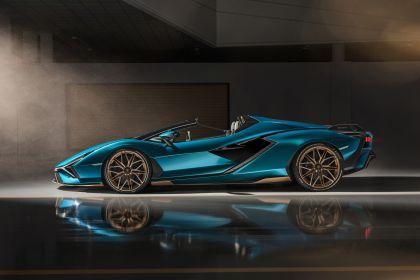 2020 Lamborghini Sián roadster 8