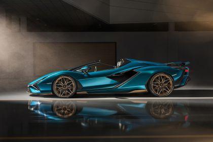 2020 Lamborghini Sián roadster 10