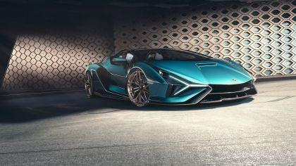 2020 Lamborghini Sián roadster 11