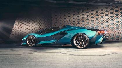 2020 Lamborghini Sián roadster 12