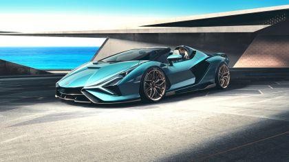 2020 Lamborghini Sián roadster 13