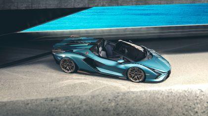 2020 Lamborghini Sián roadster 14