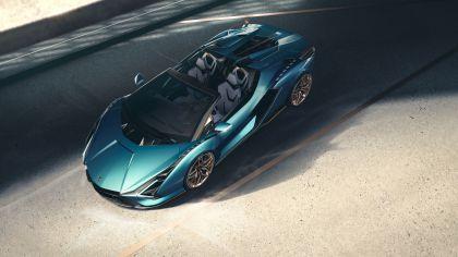 2020 Lamborghini Sián roadster 15