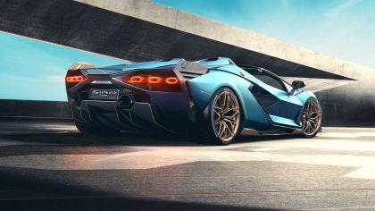 2020 Lamborghini Sián roadster 18