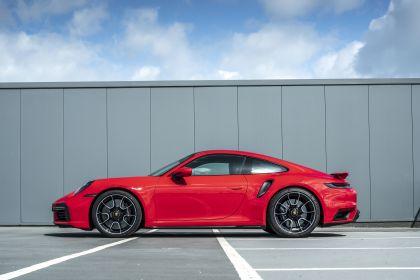 2020 Porsche 911 ( 992 ) Turbo S - UK version 2