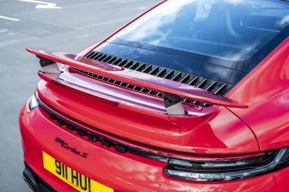2020 Porsche 911 ( 992 ) Turbo S - UK version 6