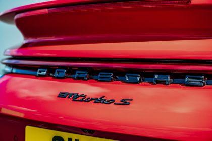 2020 Porsche 911 ( 992 ) Turbo S - UK version 8