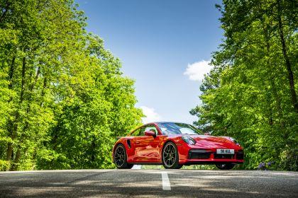 2020 Porsche 911 ( 992 ) Turbo S - UK version 13