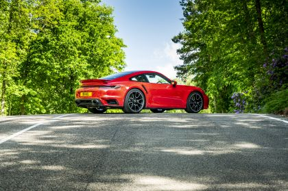 2020 Porsche 911 ( 992 ) Turbo S - UK version 15
